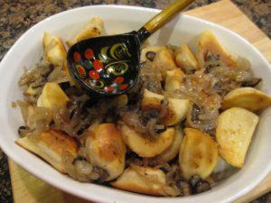Вкусные домашние пельмени с грибочками