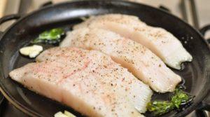 Как приготовить стейки из трески?