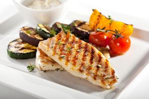 Почему рыба на грилетак полезна