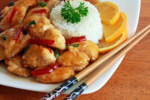 По-китайски с соевым соусом