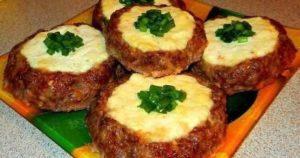 Рецепты быстрых и вкусных блюд из фарша