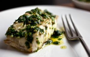 Соус сальса для рыбы