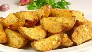 Хрустящая картошка в духовке – общие принципы приготовления